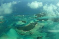 Aerial Fine Art Print Bahamas 5184 © Ann DeMuth