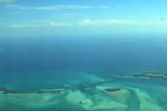 Aerial Fine Art Print Bahamas 5189 © Ann DeMuth