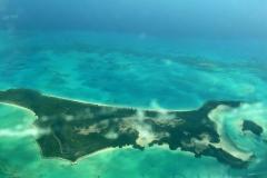 Aerial Fine Art Print Bahamas 5190 © Ann DeMuth