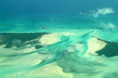 Aerial Fine Art Print Bahamas 5191 © Ann DeMuth