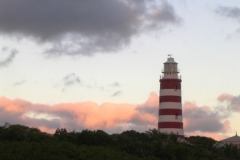 Hopetown Lighthouse 4459 © Ann DeMuth