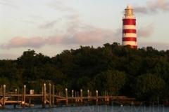Hopetown Lighthouse 4361 © Ann DeMuth