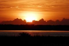 Matanzas River Sunrise St. Augustine 272 © Ann DeMuth