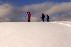 Skiing VT © Ann DeMuth