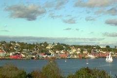 Lunenburg Nova Scotia 3375 © Ann DeMuth