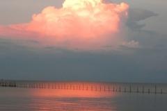 Northern Neck VA Sunset (350) © Ann DeMuth