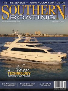 450 Years Young, St. Augustine, Southern Boating Article
