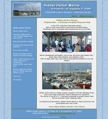 Marina, FL web site