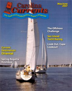 Pause for Jeremiah, Carolina Currents magazine article