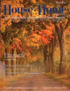 Smith Point Sea Rescue Article, House and Home magazine
